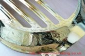 Close Up Gold Scooter Cover 6946039923 L