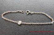 Dior Bracelet In White Gold Plate 28635577725 L