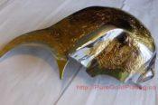Gold Engraved Bike Part 3 16067532599 L
