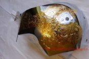 Gold Engraved Bike Part 4 15631267224 L