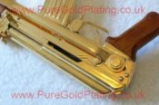 Gold Plated AK 47 L 5144180352 L