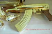 Gold Plated AK47 D 7783655674 L