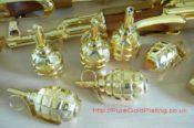 Gold Plated AK47 E 7783655390 L