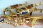 Gold Plated AK47 F 7783655126 L