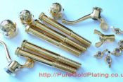 Gold Plated Bike Parts 6799933556 L