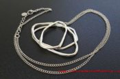 Necklace In Silver Plate 31100646793 L