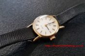 Omega Watch In 18ct Gold Plate 30973463802 L