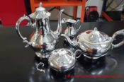 Resilvered Tea And Coffee Set 35920868656 L