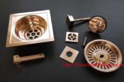 Rose Gold Bathroom Shower Parts 29424360263 L