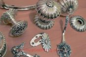 Silver Plated Brass Fittings B 6471764591 L