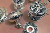 Silver Plated Brass Fittings C 6471764385 L