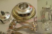 Silver Plated Coffee Stand 5144081604 L