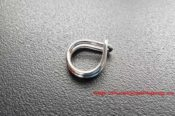 Silver Plated Copper Ring 29953733193 L
