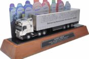Silver Plated Stobart Truck 7104131539 L