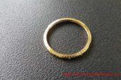 Steel Watch Bezel In Gold 35152431703 L