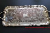 Worn Copper Tray 32719661911 L