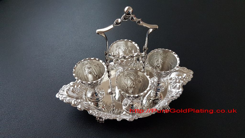 Silver plating antiques, trophies, jewellery - Pure Gold