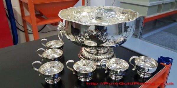 Silver Plating
